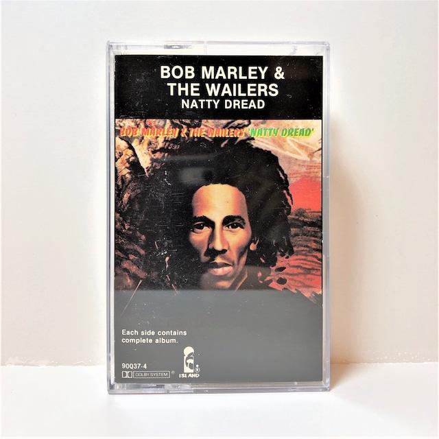 [中古カセット]  Bob Marley & The Wailers – Natty Dread