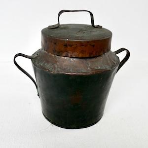 【30314】火消し壺 / Copper Charcoal Extinguisher