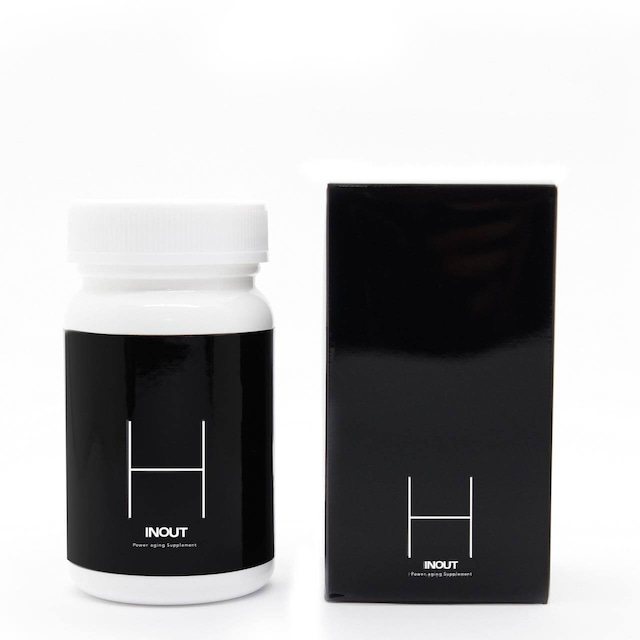 【INOUT】Power Aging Supplement(パワーエイジングサプリメント)