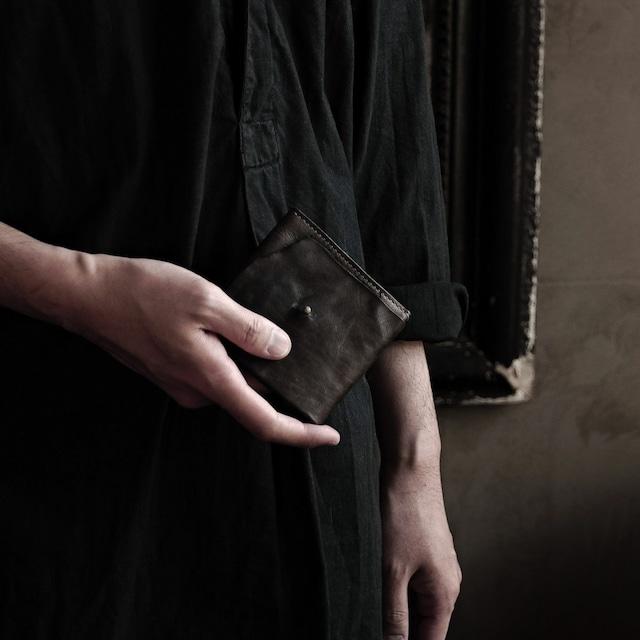 三折財布ハーフ ギボシ sasaki yuichi