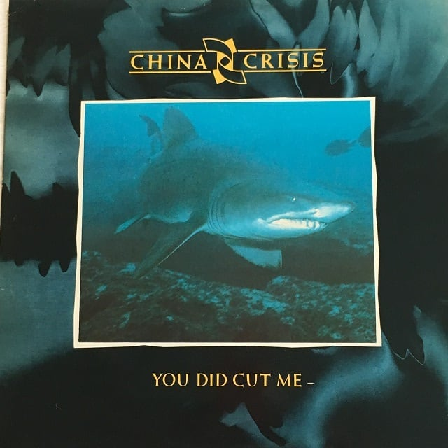 【12inch・英盤】China Crisis / You Did Cut Me