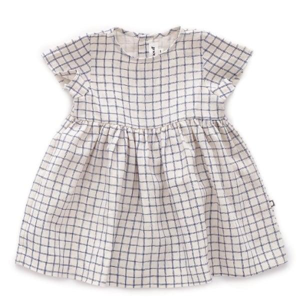 Oeuf Check Dress