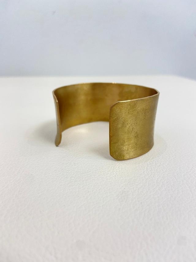 【atelier sou】真鍮バングル
