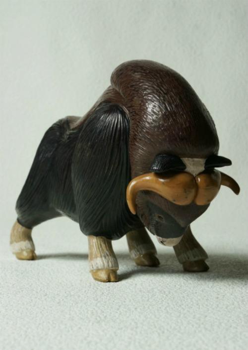 COOL氏 NO.8「Muskox1」ANIMALSシリーズ
