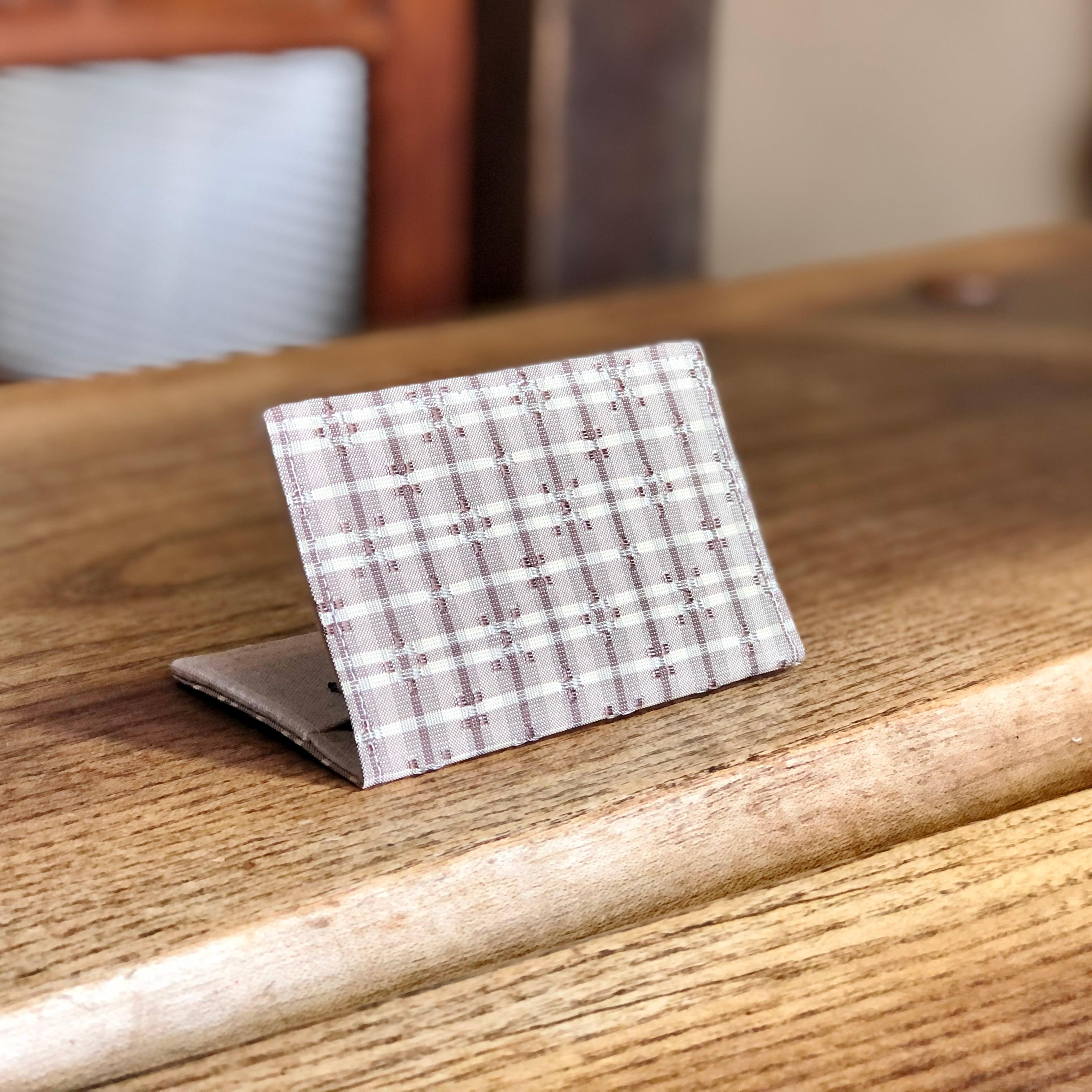 花織カードケース 7