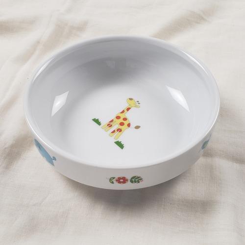 14.5cm すくいやすい食器 さふぁり 強化磁器【1714-1250】