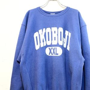 【USED】Champion REVERSE WEAVE リバースウィーブ 'OKOBOJI'