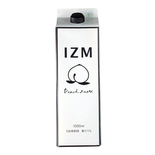 IZM酵素 ピーチ