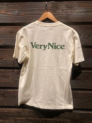 Critical Slide  VERY NICE TEE  D.white  Mサイズ TE2056