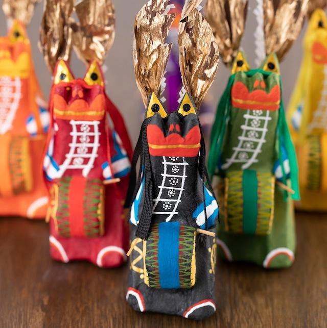 和紙張子「鹿踊(ししおどり)」全7色