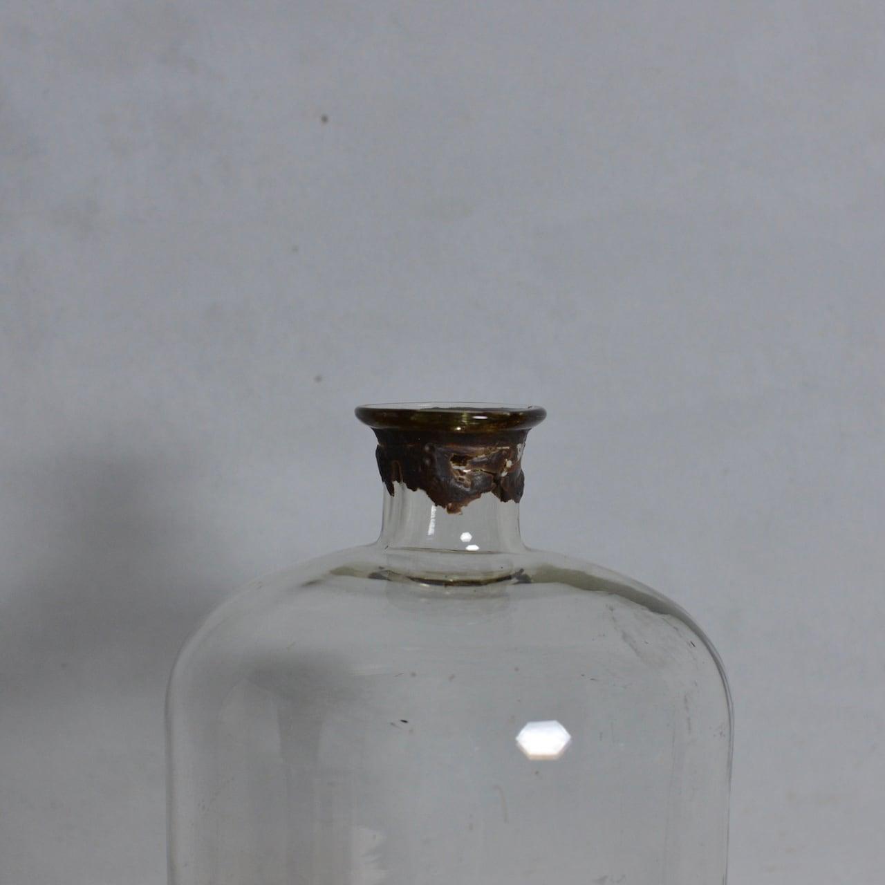 French Bottle  / フレンチボトル〈デミジョンボトル・フラワーベース・花瓶・ガラスボトル・ディスプレイ〉SB2012-0025