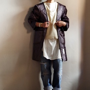 Quilting Liner Jacket / キルティング ライナー ジャケット