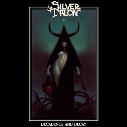 """【特典付き】SILVER TALON """"Decadence and Decay"""""""