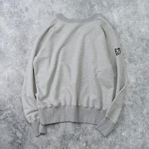 """【SANSE SANSE】"""" BO-HAN """"  Sweatshirt サンセサンセ スウェット 日本製 MADE IN JAPAN"""