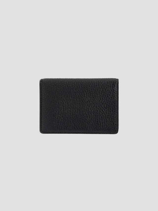 MAISON MARGIELA Card Holder Black S55UI0203