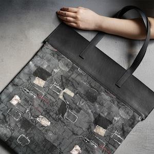Printed tote bag no.4
