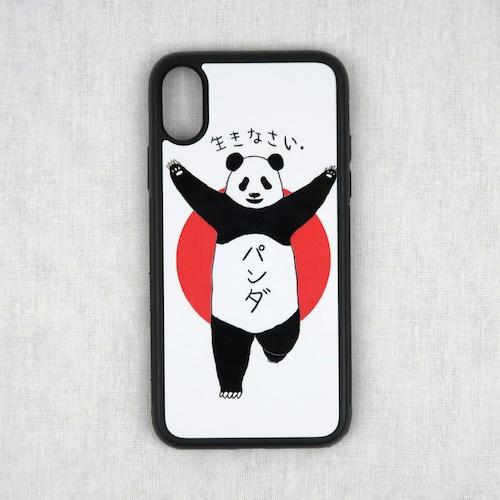 大阪のあの看板をオマージュ?「クリコパンダ」のiPhone X及びiPhone XS ケース