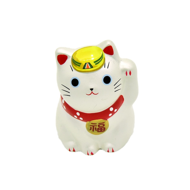 まねき猫施設長【銀】