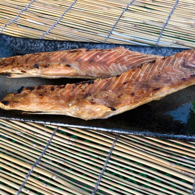 秋鮭ハラミ