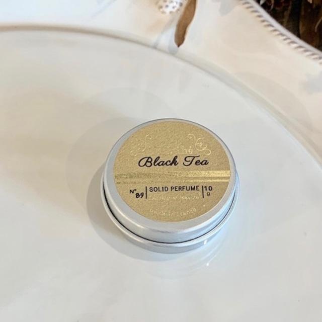 練り香水〈-THE thé-ブラックティー〉