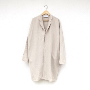 MUYA Livery coat regular collar
