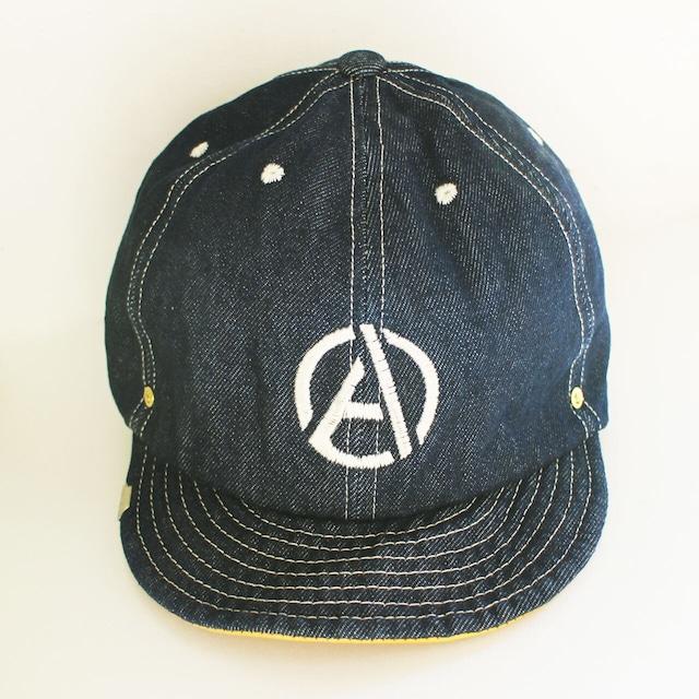 DECHO デコー× ANACHRONORM  アナクロノーム EMB BALL CAP  ANDC-074 ユニセックス帽子