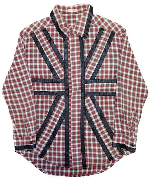 80年代 MILKBOY シャツジャケット | 初期 ミルクボーイ ヴィンテージ 古着