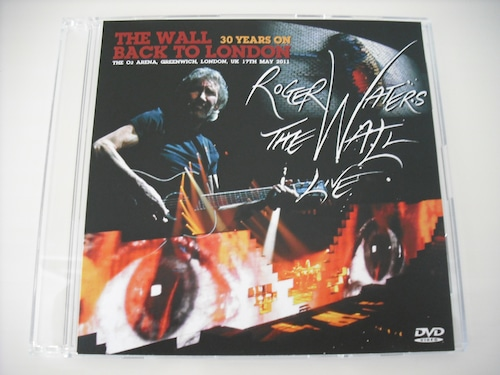 【DVDR】ROGER WATERS / THE WALL BACK TO LONDON