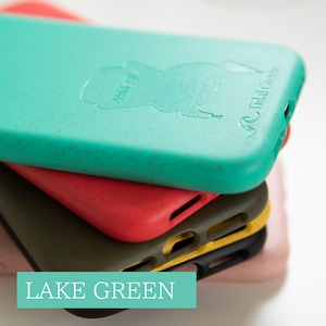 ☆数量限定☆JAMESIE MONKEY x tidal green [LAKE GREEN]「地球に還る」iPhoneケース 新しい仲間の誕生! ♡