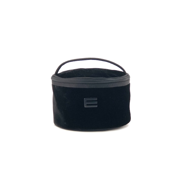 ETRO エトロ ハンドバッグ ベルベット バニティ ミニバッグ ペイズリー ブラック vintage ヴィンテージ オールド Accessories 5fd62u