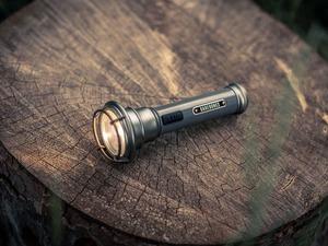 BARE BONES Vintage Flashlight スレートグレー
