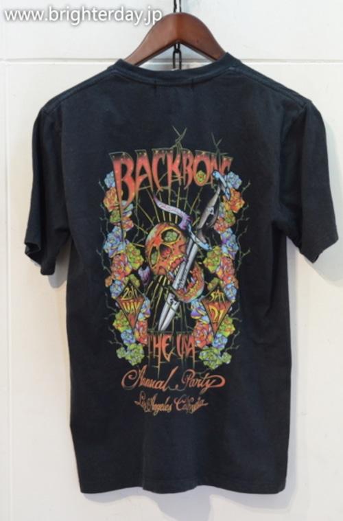 BACKBONE Tシャツ