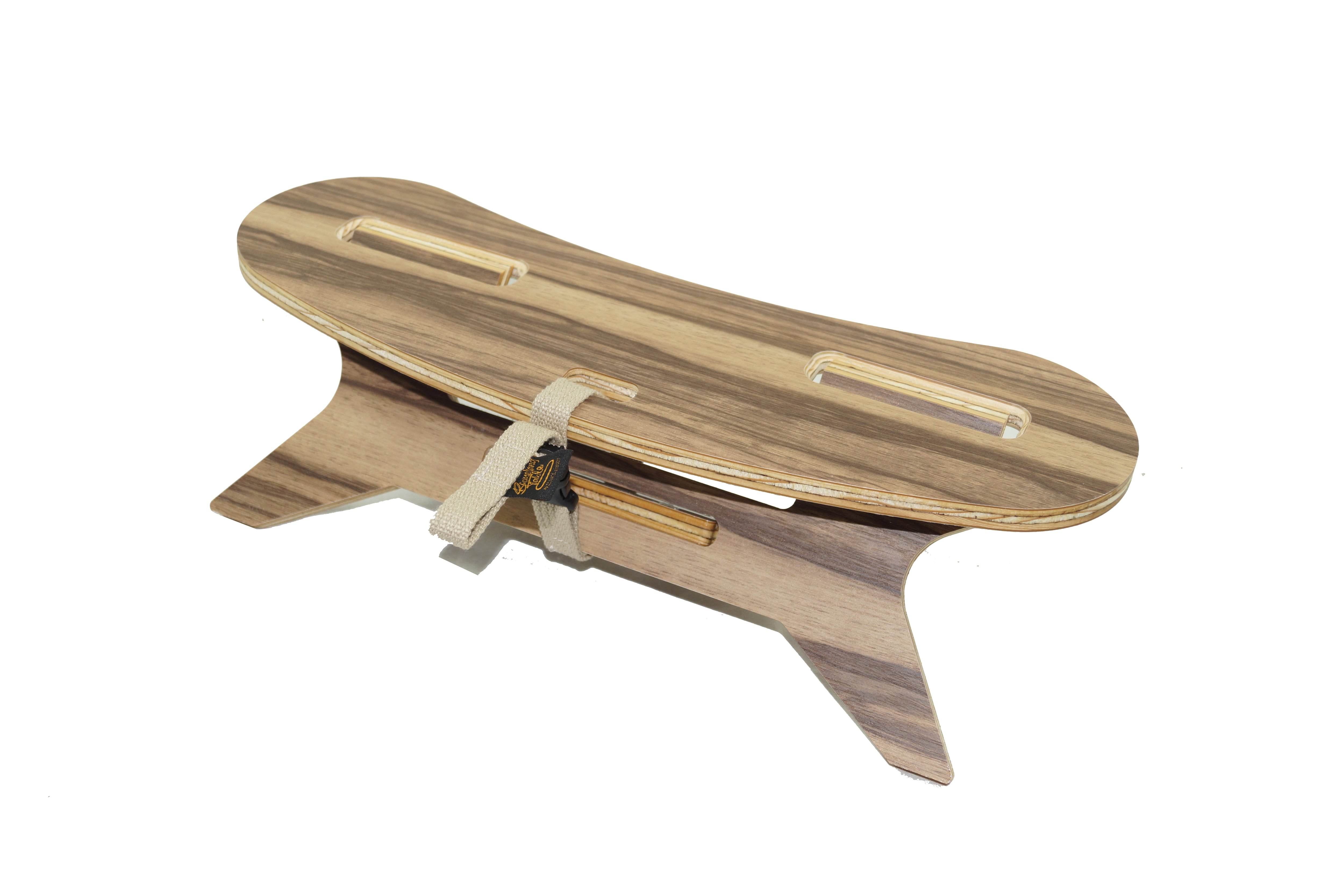 ブーメランテーブルMINI【MOUNTAIN】カラーウッド(メラミン天板)山にも持っていける軽量サイズ アウトドア テーブル