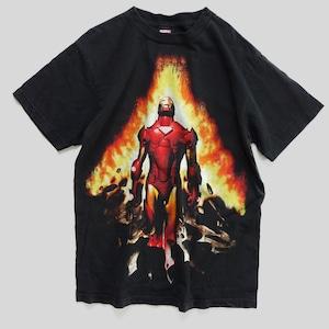 00年代 マーベル アイアンマン Tシャツ