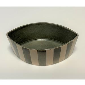 Lene Dahl Olive Bowl グレイ