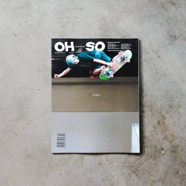 OH-SO ISSUE FOUR