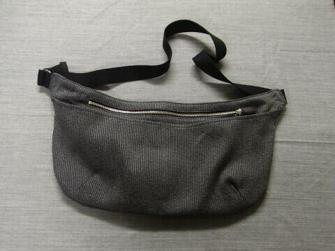 frenchwork apron bag