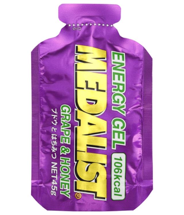 MEDALIST Energy Gel Grape & Honey