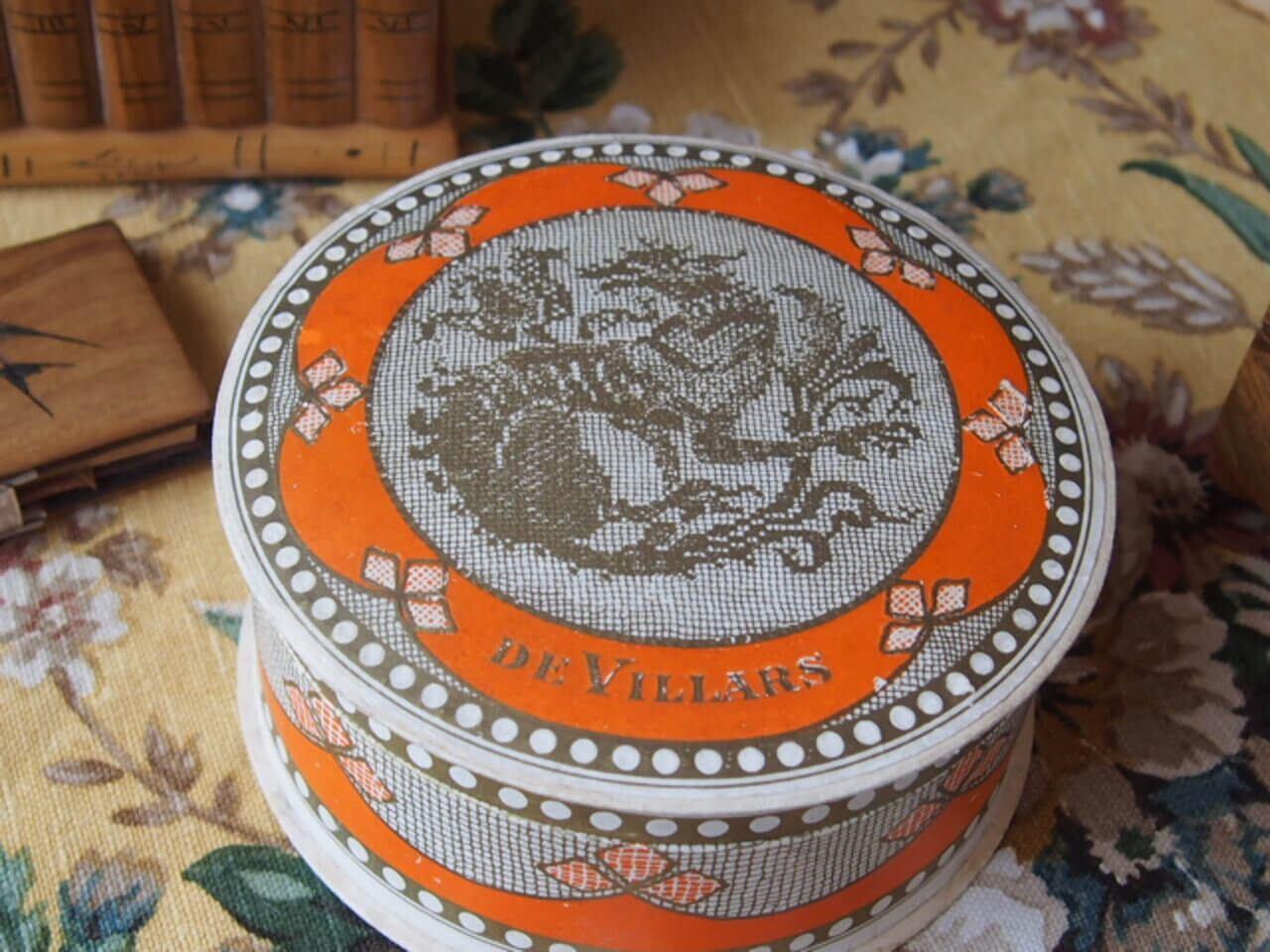 アンティーク チョコレートボックス