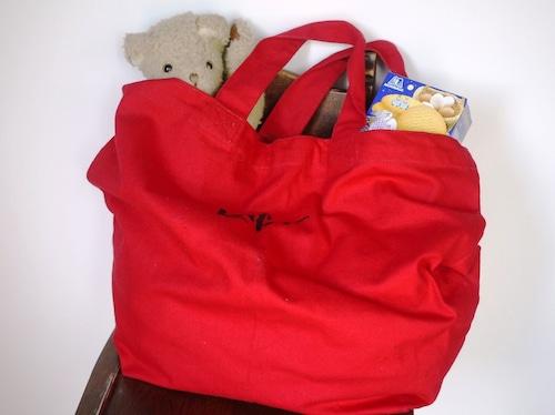 ドイツ エコバッグ Käferケーファー 高級食料品 テントウムシ ミュンヘン お買い物バッグ