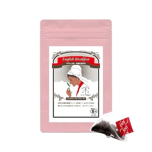 イングリッシュブレックファスト セイロン紅茶・正統派紅茶(ティーバッグ12個入)【オーガニック】