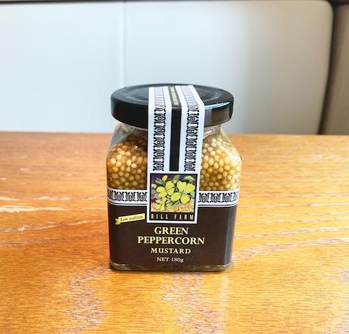 【粒マスタード】タスマニア・マイルドグリーン/ Tasmanian Whole-grain Mustard 【Mild Green】