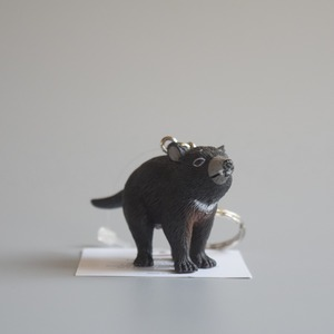 "Animal Keyring ""Tasmanian Devil"" アニマルキーリング ""タスマニア デビル"""
