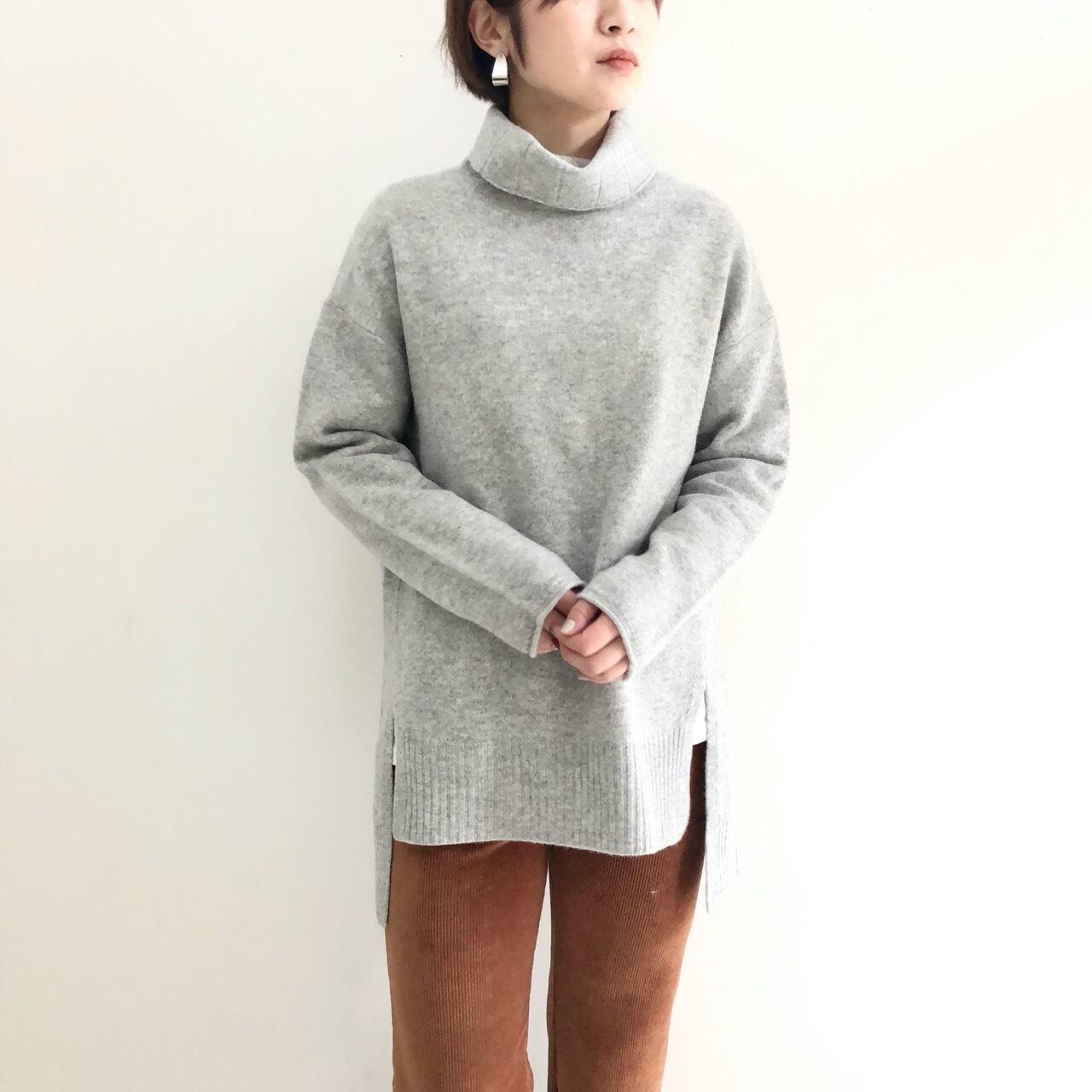 【 CYNICAL 】- 952-95087- tasmania lamb knit
