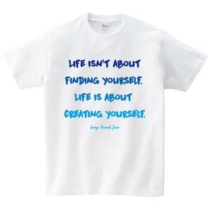 デザイン Tシャツ メンズ レディース 半袖 英語 文字 シンプル ゆったり おしゃれ トップス 白 30代 40代 ペアルック プレゼント 大きいサイズ 綿100% 160 S M L XL