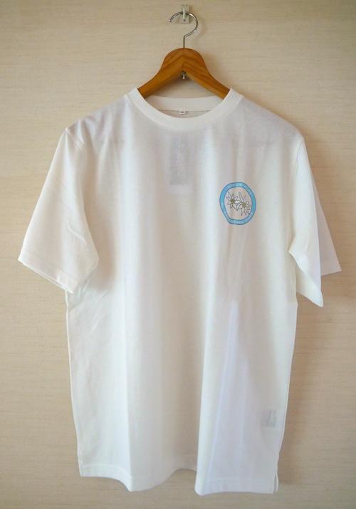 【ナチュラル白】穂高サスティナブルTシャツ【オンライン限定発売】