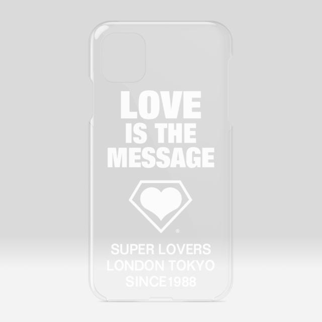 SUPERLOVERS 90s message /スーパーラヴァーズ アイホンケース11
