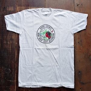 XL !! 1960s Vintage BSA Print T-Shirt / Dead Stock ? #5
