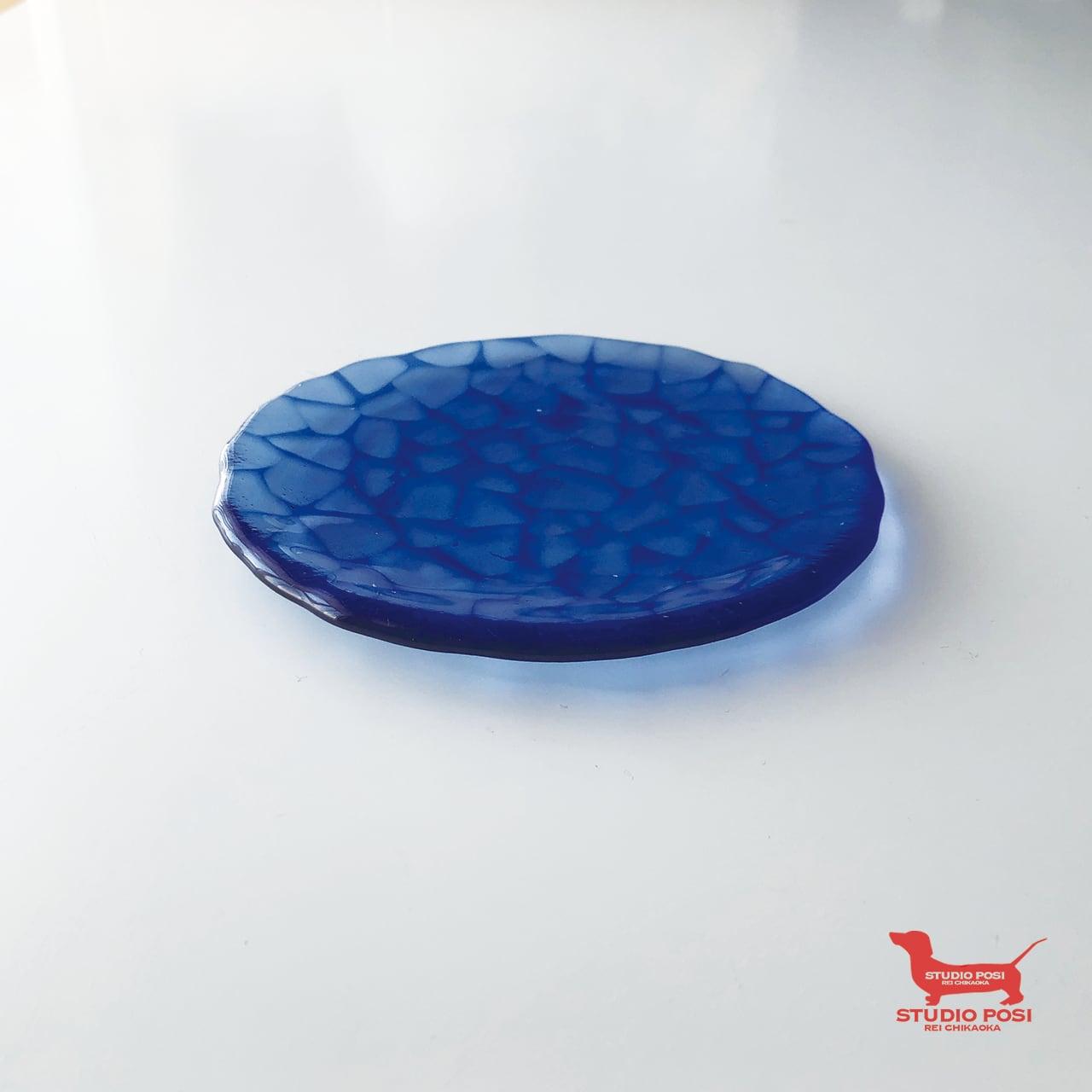 アジサイ - 平丸皿