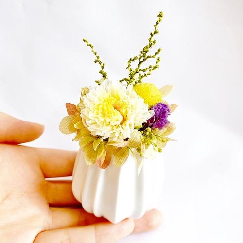 プリザーブドフラワー 仏花 お供え花 対花